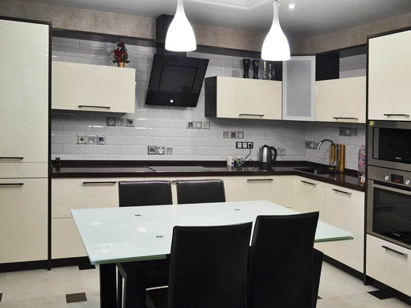 Кухня SIDAK Acryl Жасмин